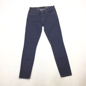 J. Crew Size 28 Tall Ankle Toothpick Jeans
